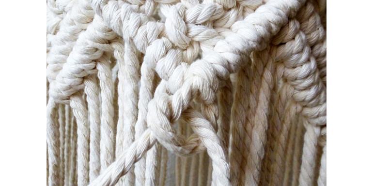 5 Basic macrame knots explained for beginners